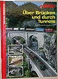 Über Brücken und durch Tunnels für die H0-Märklin-Modelleisenbahn.