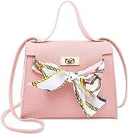 Shoulder Bag for Women Fankle Ladies Bow Crossbody Handbag Wallet Purse Mobile Phone Messenger Bag Lightweight