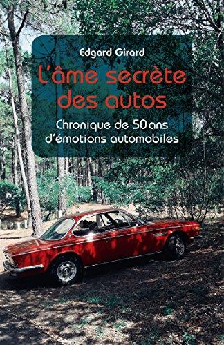 Lame Secrete Des Autos Par Girard Edgard