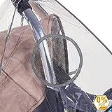 DIAGO Komfort Regenschutz Babyschale - 5