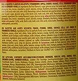 Chupa Chups Best of Lutscherdose, 50 Lutscher in der 600 g Aufbewahrungsdose, 7...