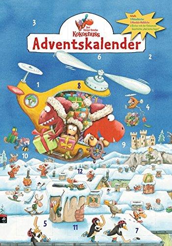 Der kleine Drache Kokosnuss Adventskalender: Warten auf Weihnachten
