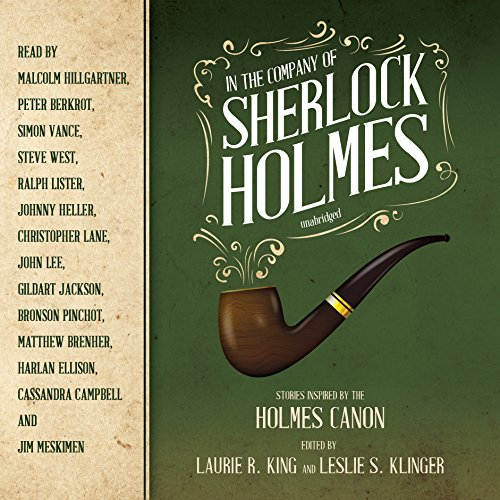 In the Company of Sherlock Holmes  Audiolibri