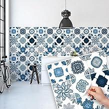 36 carrelage 15x15 cm ps00062 pvc autocollants carreaux pour salle de bains et cuisine stickers - Stickers Tuile Vinyle Salle De Bain