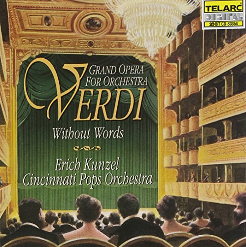 Verdi Without Words [Import allemand]
