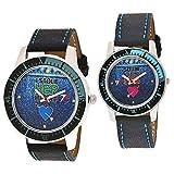 Fashion Track Wrist Watch For Couple