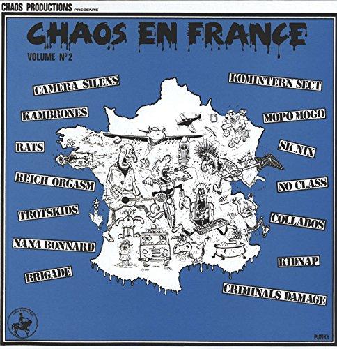 Chaos En France - Volume 2 Sampler (Verschiedene Interpreten) [Vinyl LP]