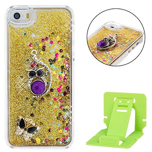 iphone-se-hulleiphone-5s-hulle-treibsand-flussige-fliessend-wasserekakashop-kreativ-design-3d-bling-