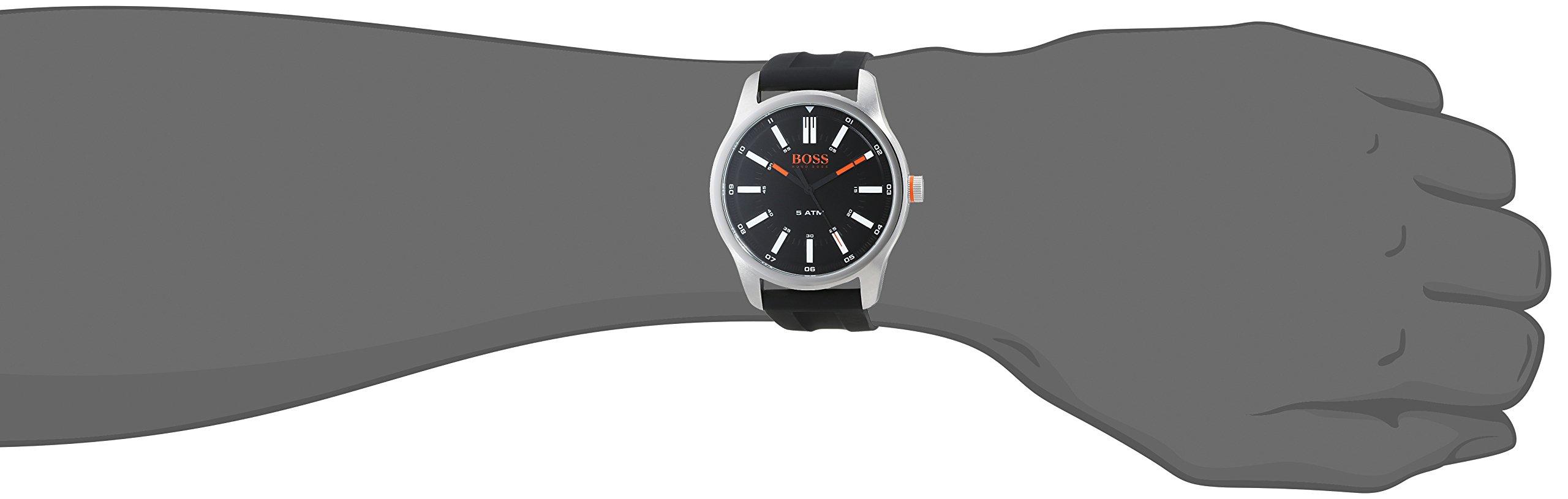 Hugo Boss Orange Reloj Análogo clásico para Hombre de Cuarzo con Correa