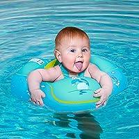 VSTON Baby Float Ring Recién Nacido Baño Anillos Seguridad Seguridad Ayuda Flotador Nadar Inflable Flotador Anillo