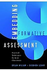 Embedding Formative Assessment Paperback