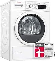 Bosch WTWH7540 Wärmepumpen-Trockner/A+++ / 176 kWh/Jahr / 148 UpM/SelfCleaning Condenser