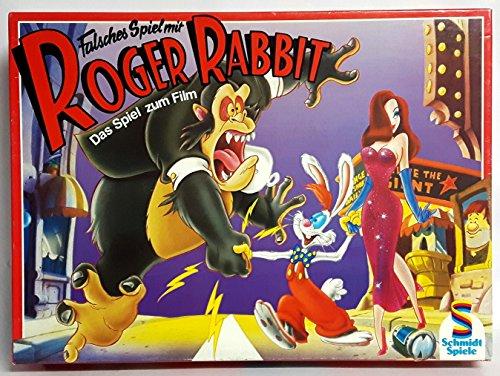 Falsches Spiel mit Roger Rabbit - Das spiel zum Film ( Brettspiel). (Jessica Film Rabbit)