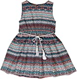 Sequences Girl's Dress(Multicolor, 3 - 4...