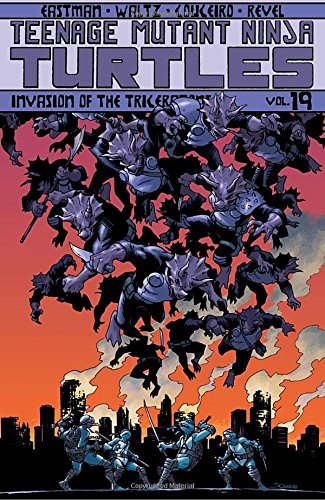 Turtles Volume 19: Invasion of the Triceratons (April Teenage Mutant Ninja Turtles)