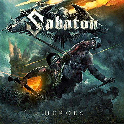 Sabaton: Heroes (Audio CD)