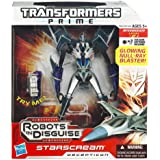 Transformers Prime Robots In Disguise Voyager Starscream