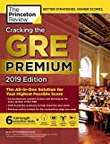#2: Cracking the GRE Premium Edition with 6 Practice Tests, 2019: The All-in-One Solution for Your Highest Possible Score (Graduate School Test Preparation)