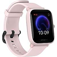 "Amazfit Bip U Smart Watch, 1.43"" HD Color Display, SpO2 & Stress Monitor, 60+ Sports Modes, Breathing Training, 50…"