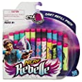 NERF Rebelle Secrets and Spies Dart Refill Pack