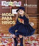 Rivista cartamodello da cucito per bambini, n. 8. Moda Inverno, 32modelli di Cartamodello Bambina, ragazzo, con tutoriales Paso a Paso en video, YouTube).