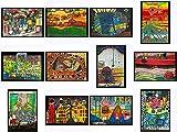 Kunstkarten-Topseller-Set: Hundertwasser