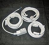 3-Fach AMP Steckerleiste + 3x 180cm AMP Verlängerung