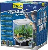 Tetra 211933 AquaArt Crayfish Aquarium-Komplett-Set 30 L, für Krebse und Garnelen mit innovativer Technik und einfacher Pflege, White Edition - 2