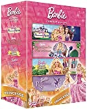 Barbie - Coffret 4 films : Collection Princesse
