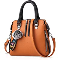NICOLE & DORIS Frau Mode-Handtaschen Tragetaschen Klassisch Damen Körper überqueren Schultertasche Kuriertasche Leder…