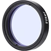 Professional 1.25inch Eyepiece Accessories Sky Glow Filter, Cuts Light Pollution Eyepiece Filter, for Eyepiece Telescope