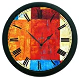 meSleep Square Wall Clock (With Glass)