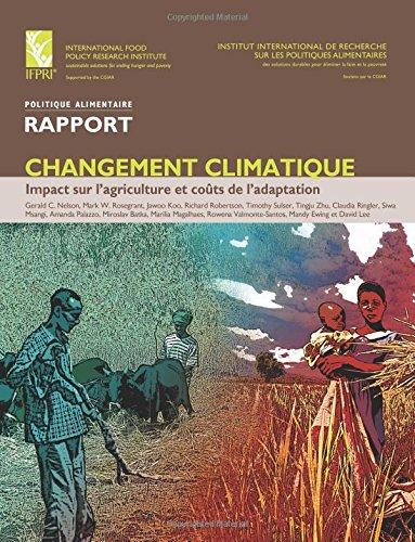 Changement climatique: Impact sur l'agriculture et coûts de l'adaptation