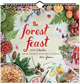 The Forest Feast 2016 Calendar