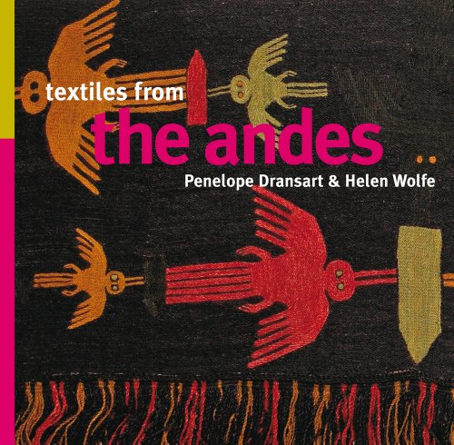 Textiles from the Andes - Kostüm Von Peru