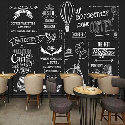 Lxsart Tapete European American handgemachte Tafel Coffee Shop Wandbild benutzerdefinierte hochwertige Wohnzimmer Tapete-350cmx245cm
