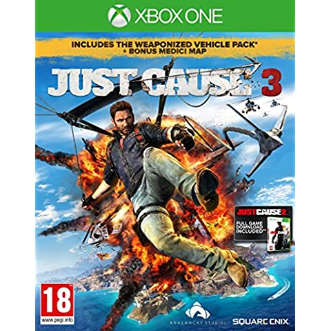 Just Cause 3 Exclusive Edition With Guide To Medici [Importación Inglesa]