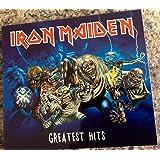 IRON MAIDEN Greatest Hits 2CD set in DigiPak