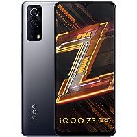iQOO Z3 5G (Ace Black, 6GB RAM, 128GB Storage) | India's First SD 768G 5G Processor | 55W FlashCharge | Upto 9 Months No…