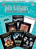 John Williams, Very best of (Violin/CD) --- Violon/Piano - Williams, John --- Alfred Publishing