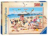 Ravensburger A Day at the Beach 500pc Jigsaw Puzzle