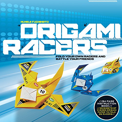 Origami Racers: Fold Your Own Racers and Battle Your Friends por Muneji Fuchimoto