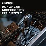 Batterie Ladegerät mit Starthilfe MICTUNING,Erhaltungsladegerät Autobatterie für 12V Auto Geräte