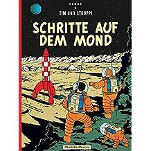 Tim und Struppi, Carlsen Comics, Neuausgabe, Bd.16, Schritte auf dem Mond (Tim & Struppi, Band 16)