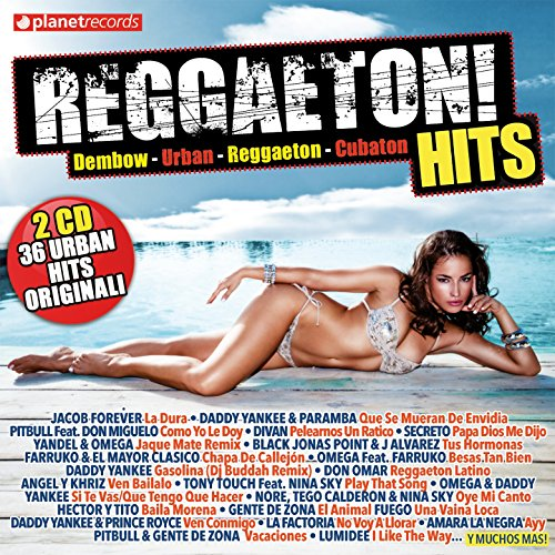 Reggaeton! Hits - 36 Urban Hit...