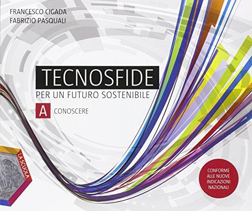 Tecnosfide. Vol. A-B. Ediz. plus. Per la Scuola media. Con DVD. Con e-book. Con espansione online