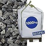 Basaltsplitt Eifelschwarz 11-22 mm 1000 kg
