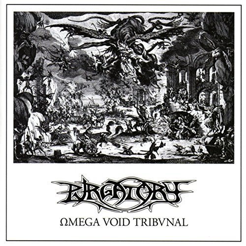 Omega Void Tribvnal by Purgatory