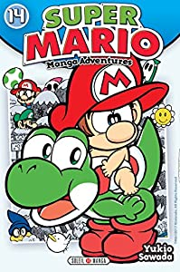 Super Mario - Manga Adventures Edition simple Tome 14