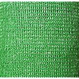 Catral 53010081 - Mini-rollo malla ocultación total, 200 x 1000 x 4 cm, color verde oscuro